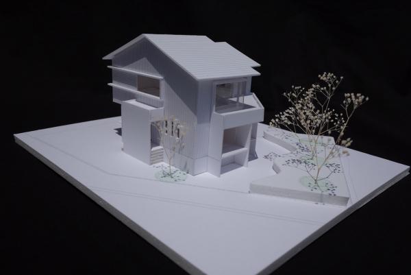 直方の家-Ⅱ